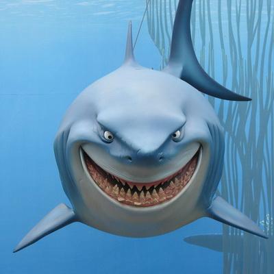 requins & publicité