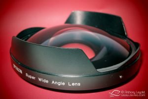 Lentille SWAL13 grand-angle DYRON