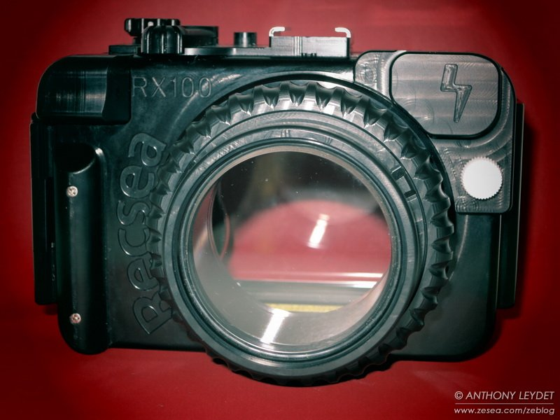 Caisson Recsea pour Sony RX100