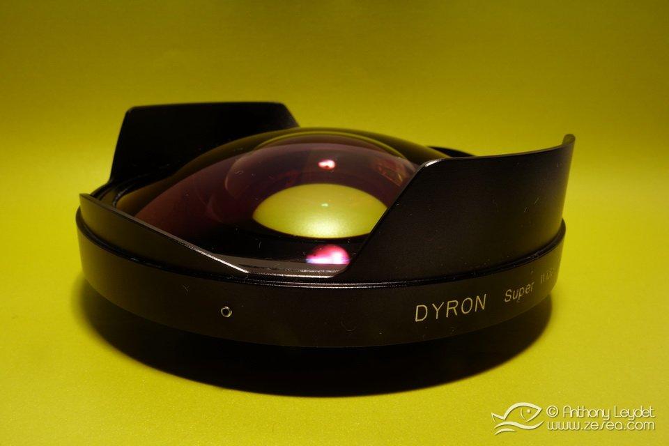 Lentille SWAL13 grand-angle de DYRON