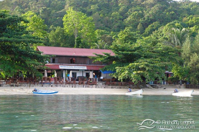 Paradise Beach - Perhentian's island