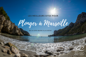 Les sites de plongée de Marseille