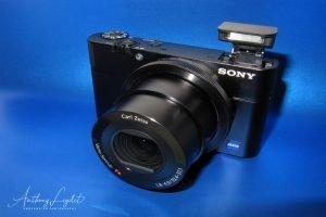 Appareil photo Sony RX 100 pour la photo sous-marine