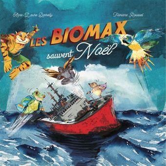 achat écoresponsable :  les biomax sauvent Noël
