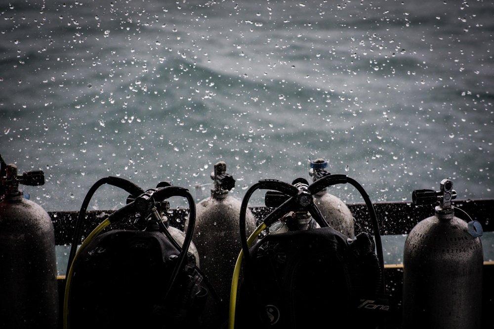 La préparation de votre matériel de plongée requiert une grande attention